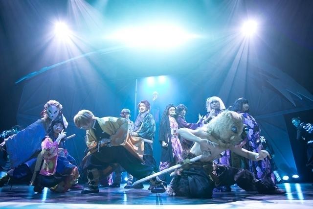 Stage Kimetsu No Yaiba Cast Comments Stage Photos I Love